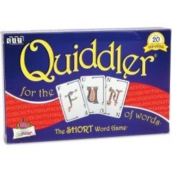 Quiddler found on Bargain Bro from Lillian Vernon for USD $7.59