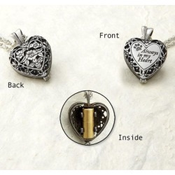 Pet Ashes Pendant