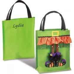 Witch Feet Bag - Green found on Bargain Bro India from Lillian Vernon for $16.99