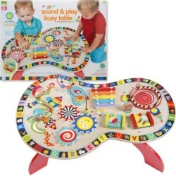 Sound And Play Busy Table found on Bargain Bro India from Lillian Vernon for $86.99