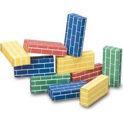 Primary Building Bricks found on Bargain Bro from Lillian Vernon for USD $18.99