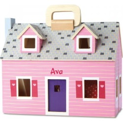Fold & Go Personalized Dollhouse by Melissa & Doug® found on Bargain Bro India from Lillian Vernon for $59.99