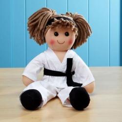 Karate Kid Girl Doll