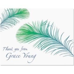 Panache Thank You Card