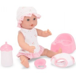 Mine to Love™ Annie Drink-and-Wet Doll by Melissa & Doug® found on Bargain Bro India from Lillian Vernon for $34.99