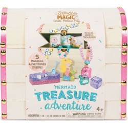 Personalized Mermaid Treasure Adventure found on Bargain Bro India from Lillian Vernon for $29.99