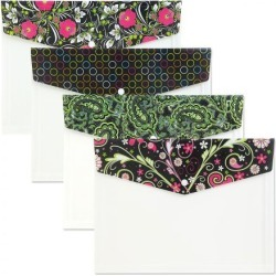 Set of 8 Decorative-Flap Envelopes found on Bargain Bro Philippines from Lillian Vernon for $12.99