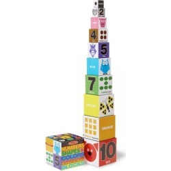 Nesting and Stacking Blocks by Melissa & Doug®