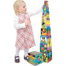 Alphabet Nesting and Stacking Blocks by Melissa & Doug®