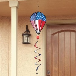 Red, White and Blue Balloon Spinner