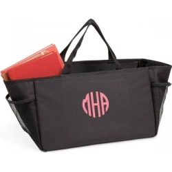 Personalized Car Console Tote - Monogram found on Bargain Bro India from Lillian Vernon for $19.99