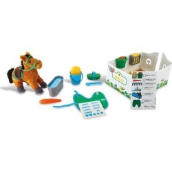 Personalized Horse Care Play Set by Melissa & Doug® found on Bargain Bro Philippines from Lillian Vernon for $19.99
