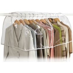 Closet Clothes Protector found on Bargain Bro India from Lillian Vernon for $10.99