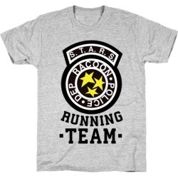 S.t.a.r.s Running team T-Shirt from LookHUMAN