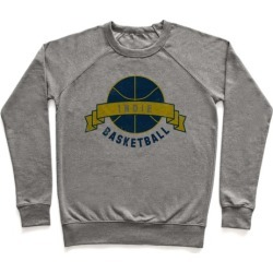 Indianapolis Basketball Pullover from LookHUMAN