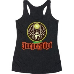Jaeger Pilot Racerback Tank from LookHUMAN found on MODAPINS from LookHUMAN for USD $25.99