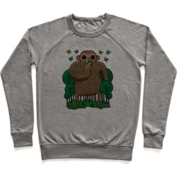 Baby Bigfoot Pullover from LookHUMAN found on Bargain Bro Philippines from LookHUMAN for $34.99