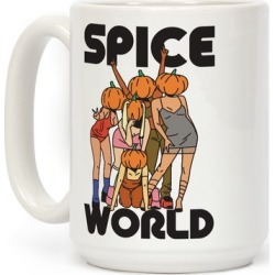 Spice World Pumpkin Spice Mug from LookHUMAN