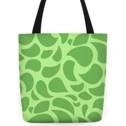 Leafy Tote Tote Bag from LookHUMAN
