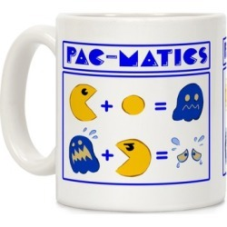 Pac-matics Mug from LookHUMAN
