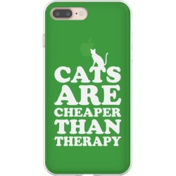 Cats Are Cheaper Than Therapy from LookHUMAN