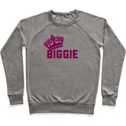 Biggie Pullover from LookHUMAN