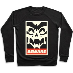 Beware Pullover from LookHUMAN