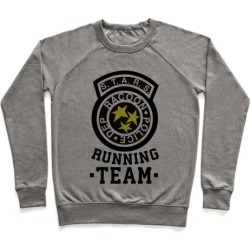 S.t.a.r.s Running team Pullover from LookHUMAN