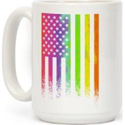 American Pride Mug from LookHUMAN