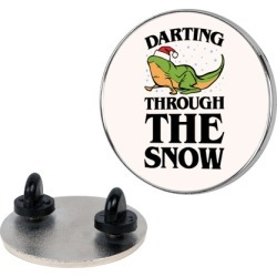 Darting Through The Snow Parody Pin from LookHUMAN found on Bargain Bro Philippines from LookHUMAN for $11.99