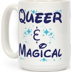 Queer and Magical Mug from LookHUMAN