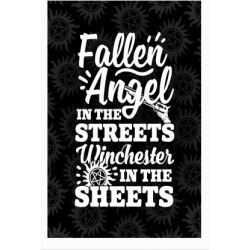 Fallen Angel In The Streets Winchester In The Streets Poster from LookHUMAN found on Bargain Bro Philippines from LookHUMAN for $23.00