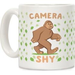 Camera Shy Mug from LookHUMAN