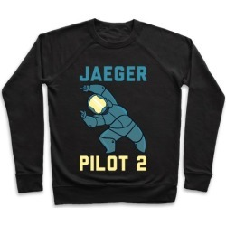 Jaeger Pilot 2 (1 of 2 Pair) Pullover from LookHUMAN found on MODAPINS from LookHUMAN for USD $34.99