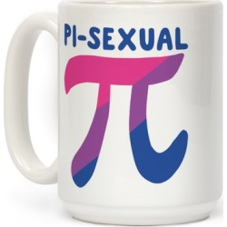 Pi-sexual Mug from LookHUMAN