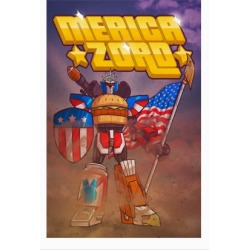 Merica Zord Poster from LookHUMAN