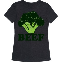 BEEF T-Shirt from LookHUMAN