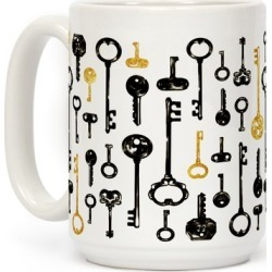 Keys Mug from LookHUMAN