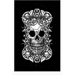Punk Diamond Skull Poster from LookHUMAN found on Bargain Bro Philippines from LookHUMAN for $30.00
