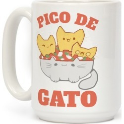 Pico De Gato Mug from LookHUMAN found on Bargain Bro India from LookHUMAN for $17.99