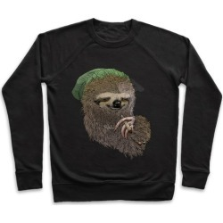 Dank Sloth Pullover from LookHUMAN found on Bargain Bro Philippines from LookHUMAN for $34.99