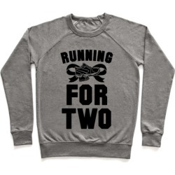 Running for Two Pullover from LookHUMAN