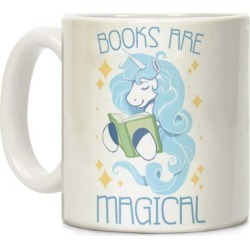 Books Are Magical Mug from LookHUMAN