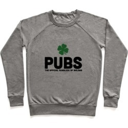 Pubs Pullover from LookHUMAN
