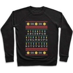 Eleven Ugly Sweater Pullover from LookHUMAN