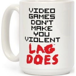 Lag Mug from LookHUMAN