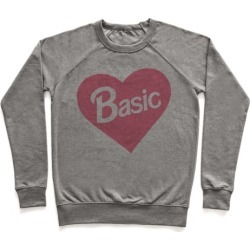 Basic Pullover from LookHUMAN