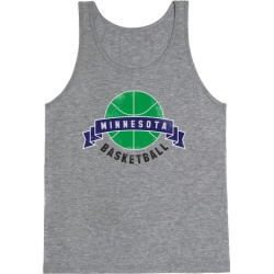 Minnesota Tank Top from LookHUMAN