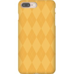 Gold Argyle Phone Case from LookHUMAN found on Bargain Bro India from LookHUMAN for $32.00