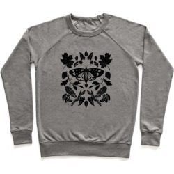 Woodland Moth Pullover from LookHUMAN